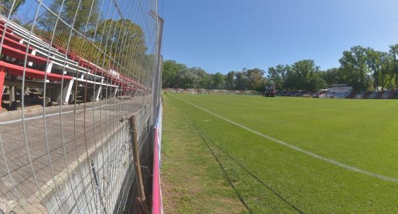 Parque Saroldi. Foto: Gerardo Pérez