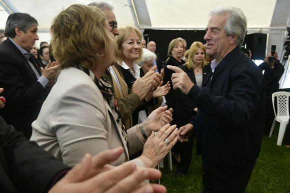 Tabaré Vázquez. Foto: Fernando Ponzetto