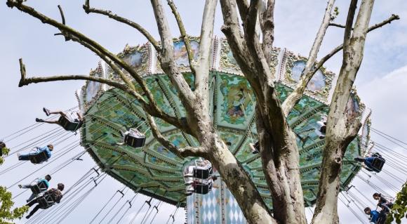Jardín d'Acclimatation. El espacio de más de 157 años de antigüedad al oeste de París es el elegido para instalar el parque. (Foto: LVMH)