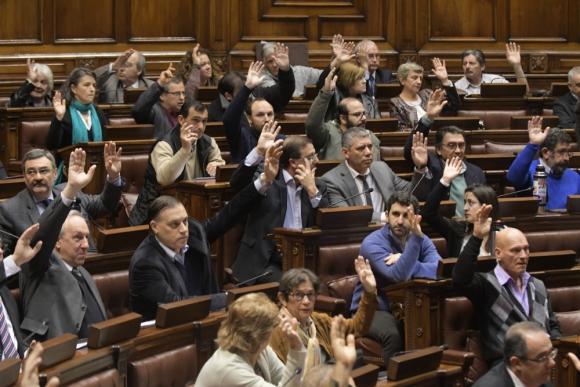 Oficialismo: en el FA no hay consenso sobre qué hacer. Foto: F. Flores