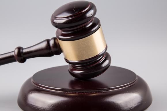 Mazo de juez. Foto: Public Domain Pictures