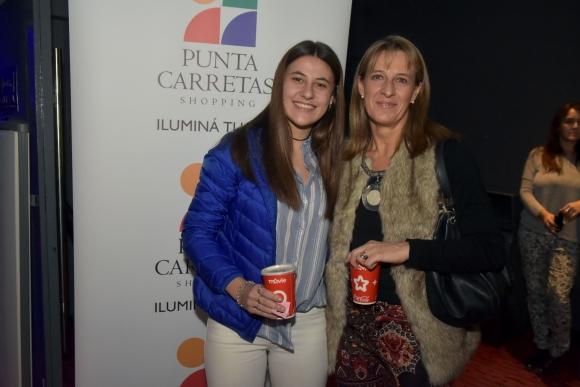 María Collazo, Karina Monti.