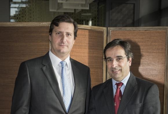 Gonzalo Falcone, Aldo Lema.