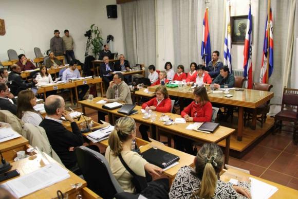 Junta Departamental de Soriano. Foto: Daniel Rojas