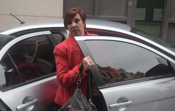 Juzgado: Muñiz dijo que se hizo seguimiento de casos. Foto: F. Flores