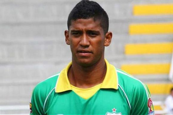 Francisco Navas, el futbolista apuntado por la Justicia.