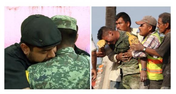 Soldado y Fotógrafo