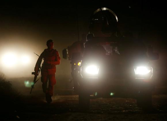 Bombardeo de Estados Unidos en Kabul provocó varias víctimas civiles. Foto: Reuters.