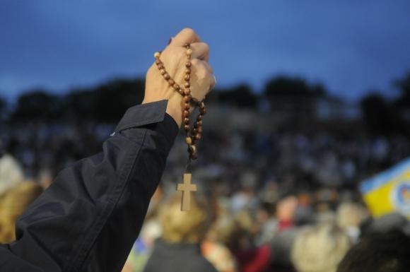 En la Aduana de Oribe esperan a más de 10.000 fieles en la Consagración de la Virgen. Foto: A. Colmegna