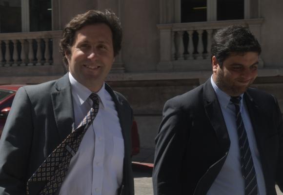 El director blanco Diego Labat dijo que los negocios con Exor carecían de contrato. Foto: F. Flores