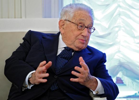 Henry Kissinger fue secretario de Estado de Estados Unidos entre 1973 y 1977. Foto: AFP.