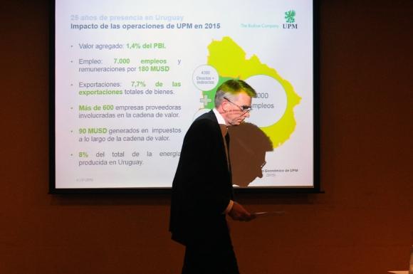 Los nacionalistas quieren que Vázquez convoque a los partidos como lo hizo con el petróleo. Foto: F. Ponzetto