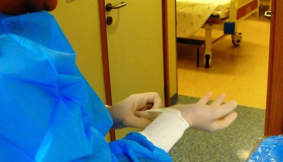 Enfermera. Foto: Archivo el País
