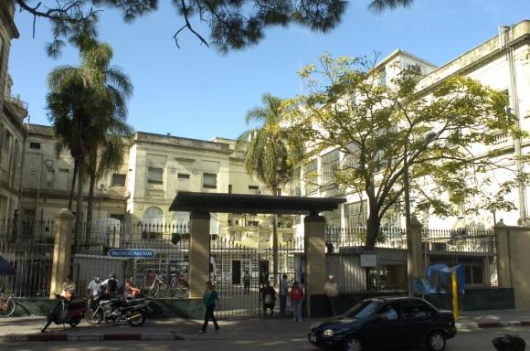 Hospital Pasteur. Foto: archivo El País