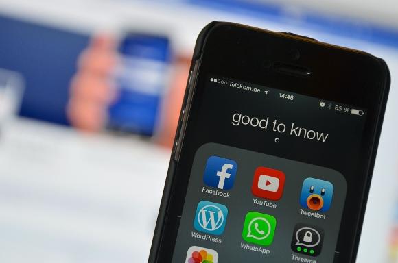 Aplicaicón Facebook