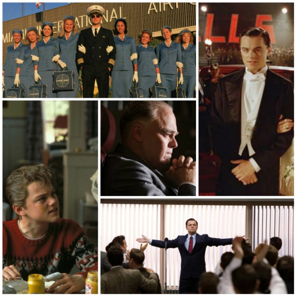 Cinco películas con DiCaprio basadas en historias reales