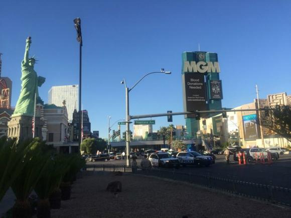 Las Vegas. Foto: Martín Aguirre