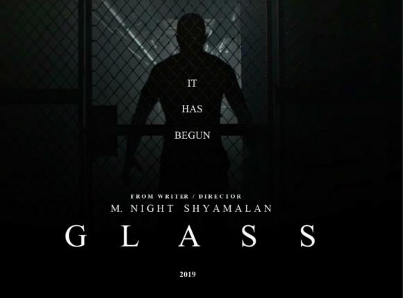 Poster de la película Glass