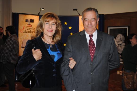 Beatriz Methol, Hugo Manini.