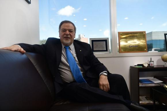 Wilder Ananikian, director de Ananikian Negocios Inmobiliarios.