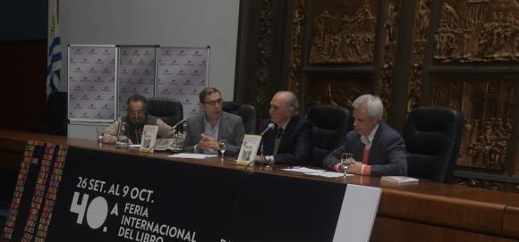 Alcides Abella, Gabriel Oddone, Carlos Steneri, Adolfo Garcé.