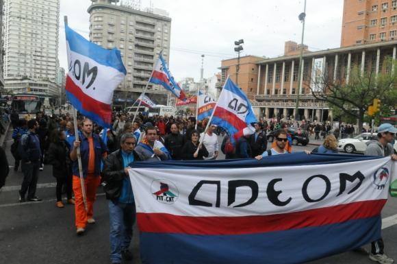 Sindicalistas afectados son los que trabajaron el pasado 20 de julio. Foto: F. Flores