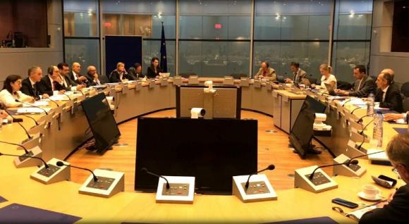 Los bloques se han reunido en Europa y en la región mantienen que firmarán en 2017. Foto: EFE