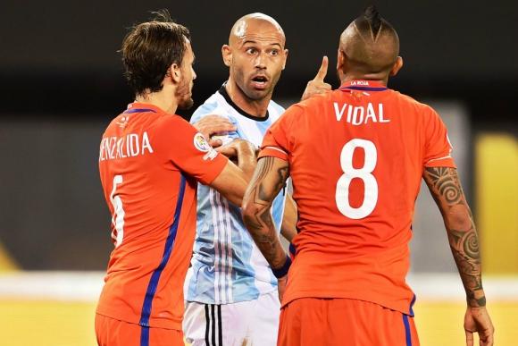 Argentina, a nada de quedar fuera