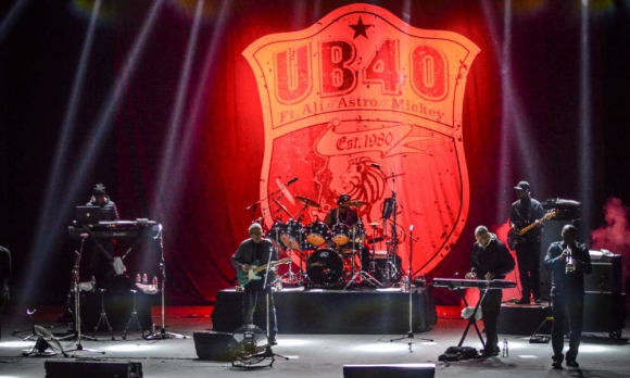 UB40 en el Teatro de Verano. Fernando Naviliat