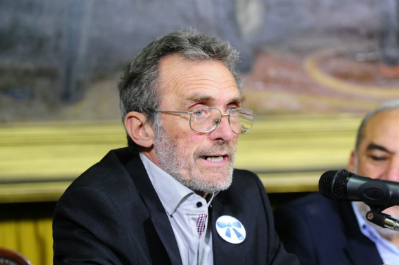 Héctor Florit, consejero de Primaria. Foto: Marcelo Bonjour.