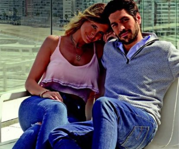 Andrés Ojeda y Naty Yoffe