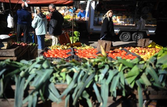 La inflación se ha mantenido dentro del rango meta ininterrumpidamente desde marzo. Foto: F. Ponzetto