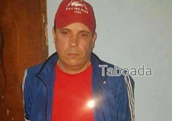 Goncálvez puede estar preso un mínimo de cinco años en Paraguay. Foto: Taboada