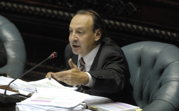 Óscar López Goldarecena. Foto: Archivo El País