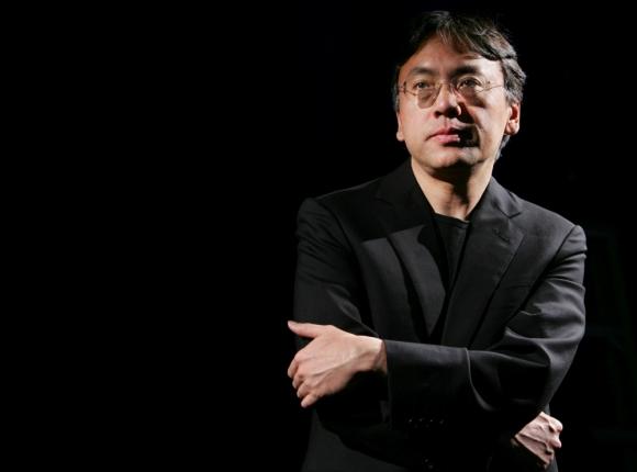 Kazuo Ishiguro, ganador del Premio Nobel de Literatura 2017. Foto: Reuters.