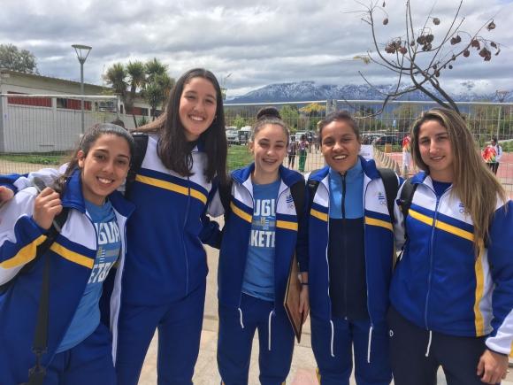 Básquetbol femenino. Foto: COU.