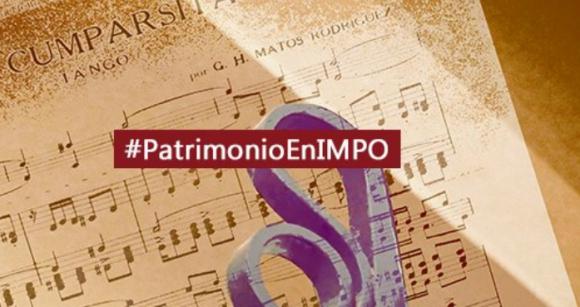 #Patrimonio en IMPO. Foto: IMPO