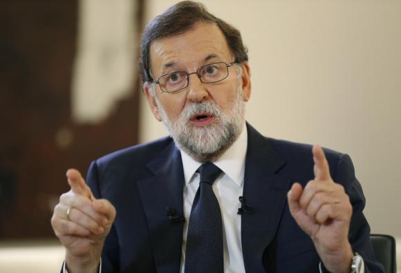 """""""La unidad de España no es objeto de ninguna negociación"""". Foto: EFE"""