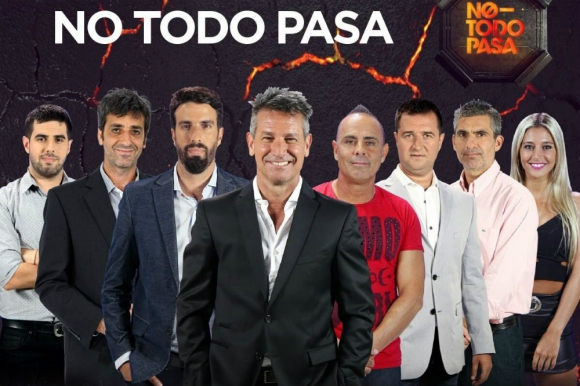Diego Díaz y Pablo Lunati en TyC Sports