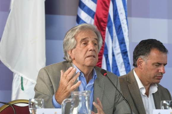 Tabaré Vázquez. Foto: Archivo El País