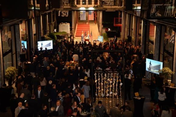 El escenario para el evento fue Sinergia Design.