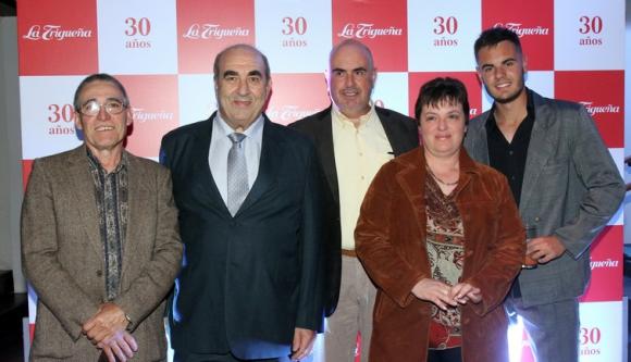 Marcelo Casal, Anselmo Pereira, Eduardo Pintos, Claudia Tejera, Marcel Pintos.