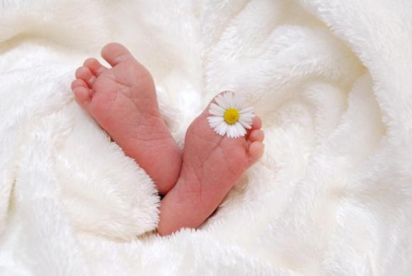 Pies de bebe