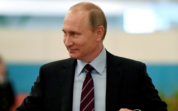 Vladimir Putin. Foto: Reuters