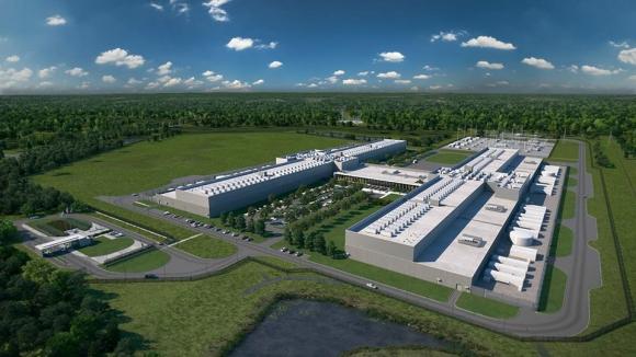 Centro será construido con 100 % de energía limpia y renovable. Foto: Facebook Mark Zuckerberg