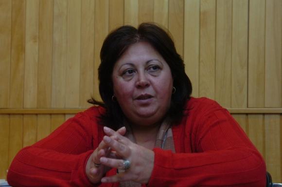 Ex Jueza Anabella Damasco. Foto: Archivo El País
