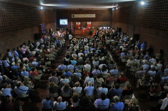 Convención: es el máximo órgano partidario y el que debe marcar el rumbo de la recuperación. Foto: F. Ponzetto