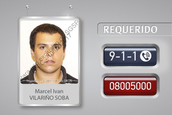 Marcel Iván Vilariño Soba. Foto: Unicom