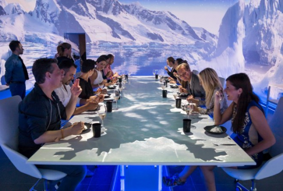 El restaurante SubliMotion de Ibiza es considerado el más caro. Foto: EFE