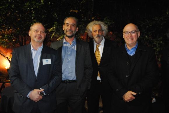 Ricardo Kaufmann, Carlos Souto, Gustavo Rubinsztejn, Héctor Bajac.